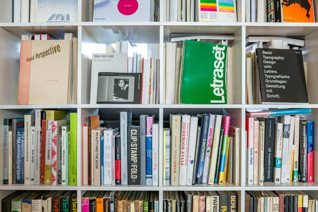 Books in the Design Archive