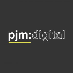 pjm:digital Logo